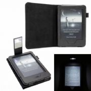 "Kindle 6"" E-Reader Premium Case with SLIM LED Light"